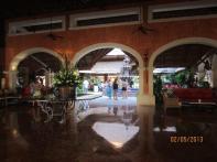 Colonial lobby