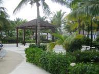 Garden gazebo for wedding, cocktails, reception