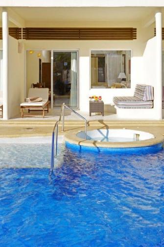 Premium Jacuzzi Swim-up