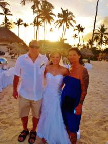 Dad, Jenn & Aunt Robin