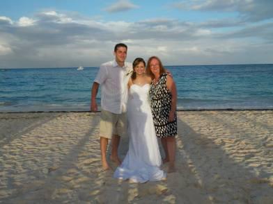 Brian, Jenn & I